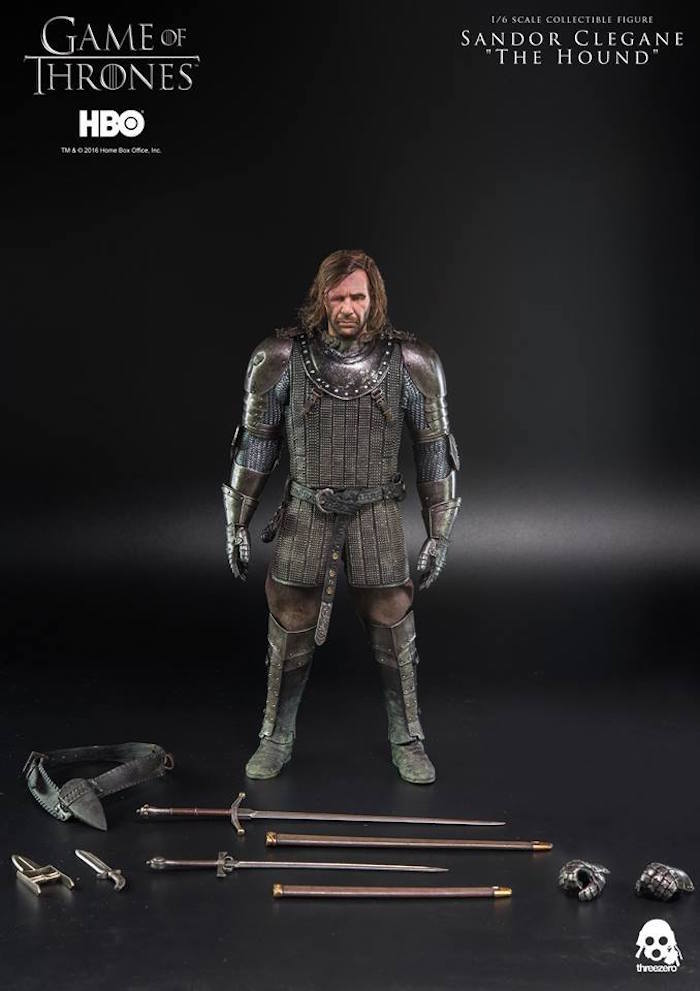 Game Of Thrones : une figurine du Limier ultra-réaliste #4