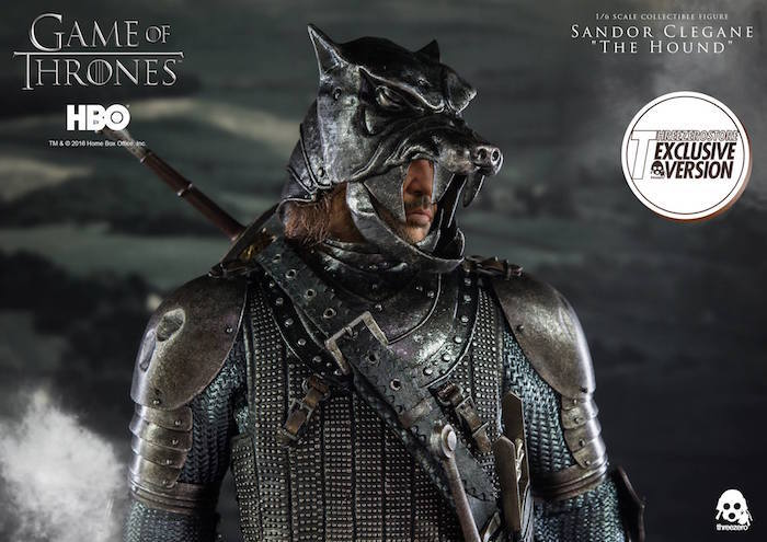 Game Of Thrones : une figurine du Limier ultra-réaliste #3