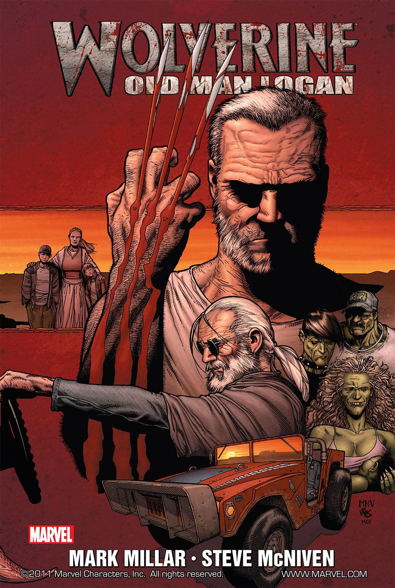 Bon Plan Old Man Logan