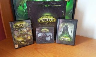 World of Warcraft Legion : un coffret Collector exceptionnel