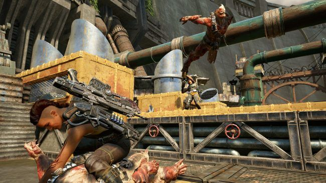 Gears Of War 4 : un trailer de lancement impressionnant #2