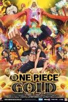 Affiche One Piece Gold