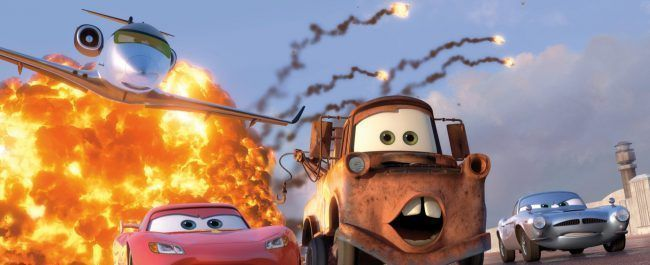 Cars 2 streaming gratuit