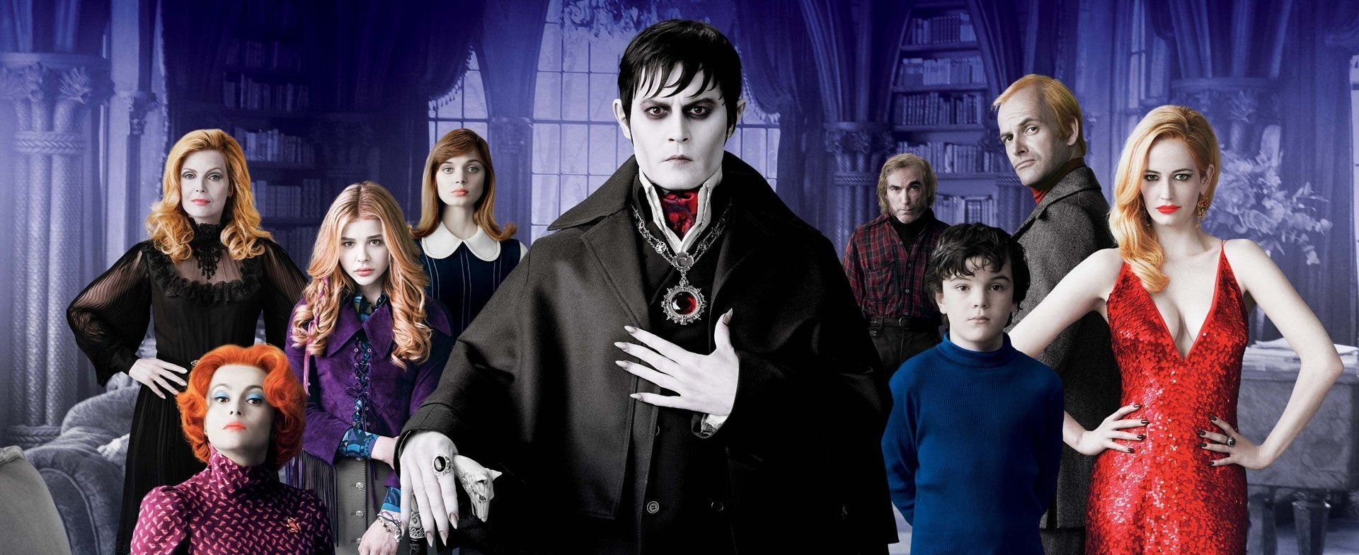Photo Dark Shadows