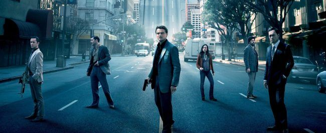 Inception streaming gratuit