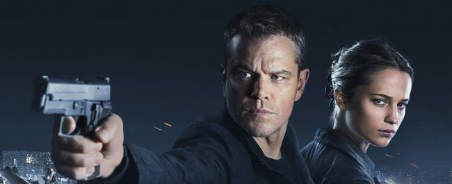Jason Bourne streaming gratuit