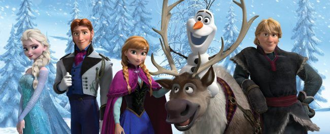La Reine des neiges streaming gratuit