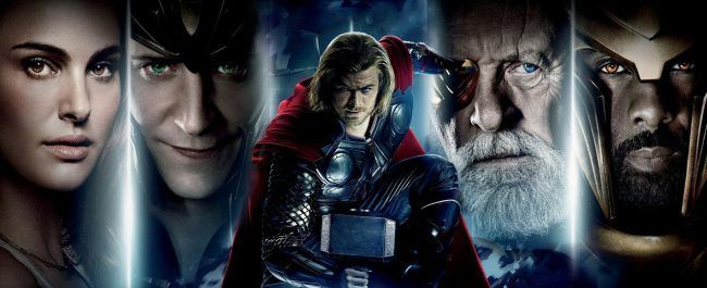 Thor streaming gratuit