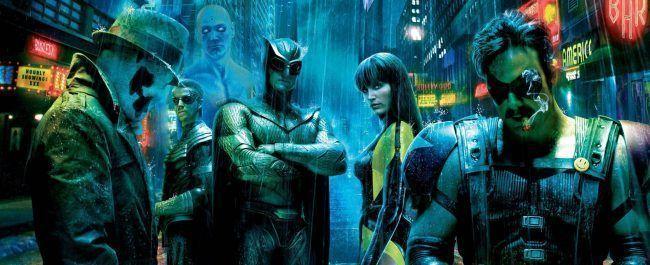Watchmen streaming gratuit