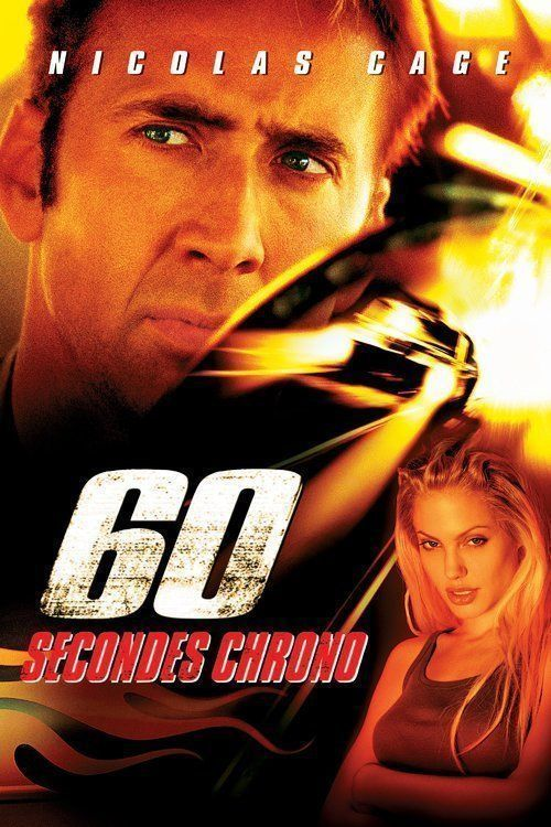 Affiche 60 secondes chrono