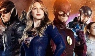 Vidéo : Supergirl, Flash, Arrow et les Legends of Tomorrow s'entraînent ensemble