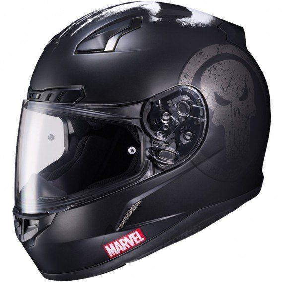 Casques-moto-marvel-star-wars