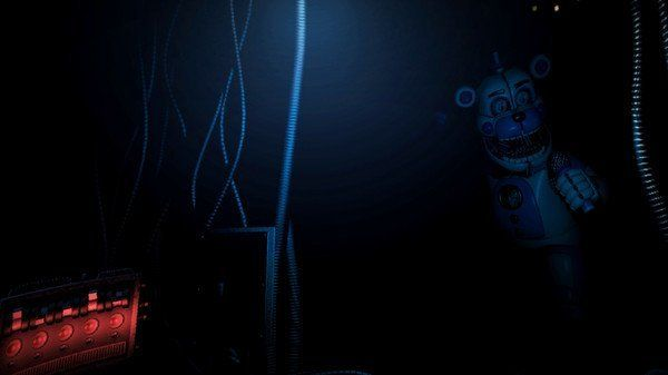 Five Night at Freddy's : Sister Location : un point n'click terrifiant dans le noir #4