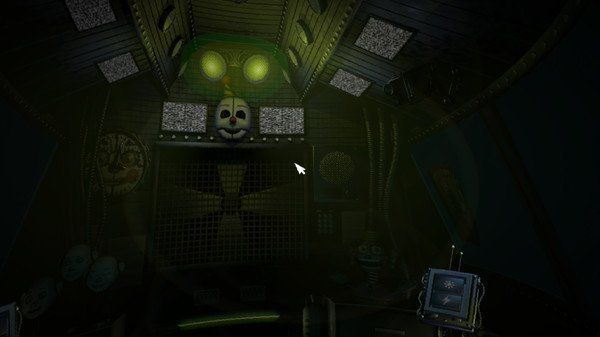 Five Night at Freddy's : Sister Location : un point n'click terrifiant dans le noir #3
