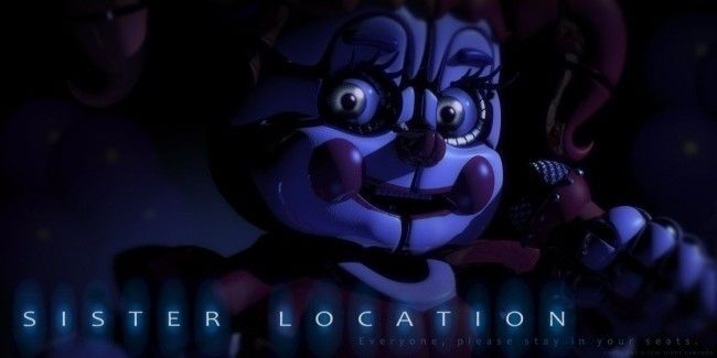 Five Night at Freddy's : Sister Location : un point n'click terrifiant dans le noir