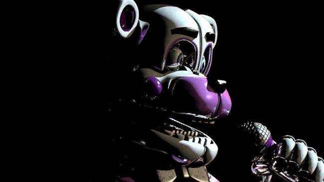 Five Night at Freddy's : Sister Location : un point n'click terrifiant dans le noir #6