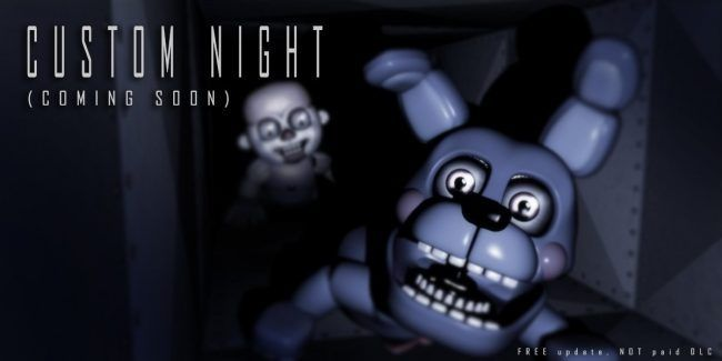 Five Night at Freddy's : Sister Location : un point n'click terrifiant dans le noir #11