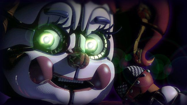 Five Night at Freddy's : Sister Location : un point n'click terrifiant dans le noir #8