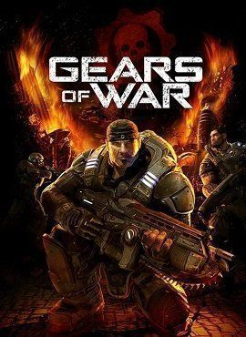 Affiche Gears of War
