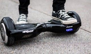 On a testé les Hoverboards NewShoot