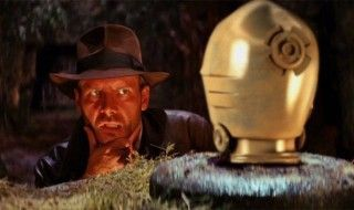 Un mash-up improbable entre Star Wars et Indiana Jones