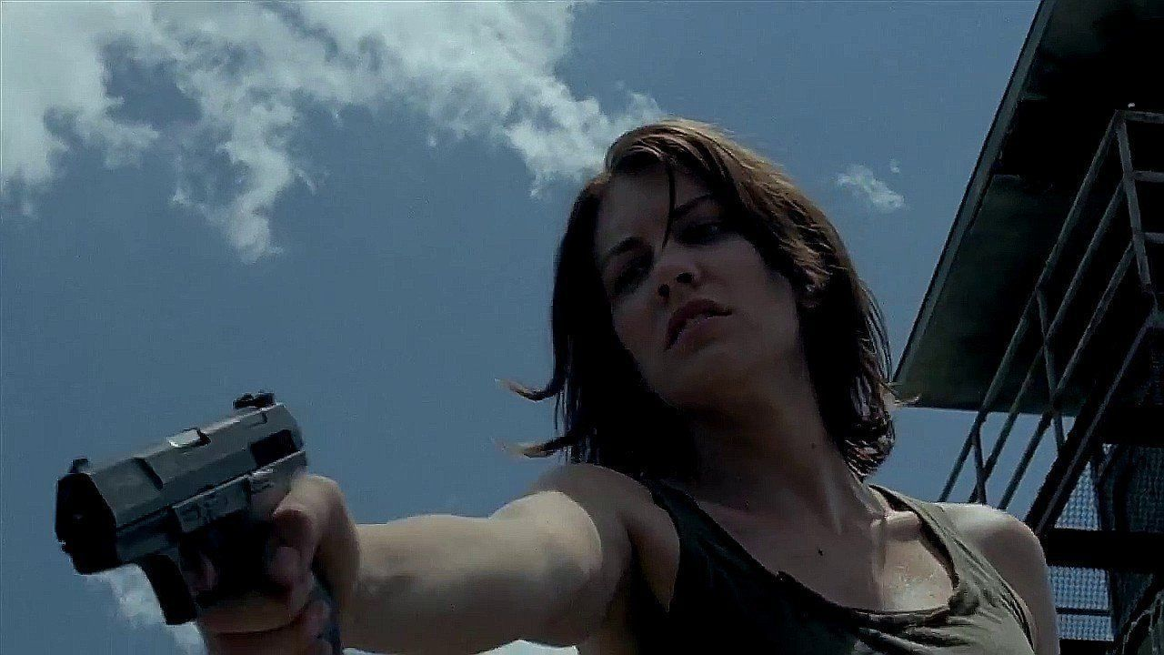 The Walking Dead : une scène alternative montre Negan entrain de tuer Maggie