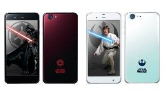 Softbank présente 2 smartphones Star Wars Rogue One