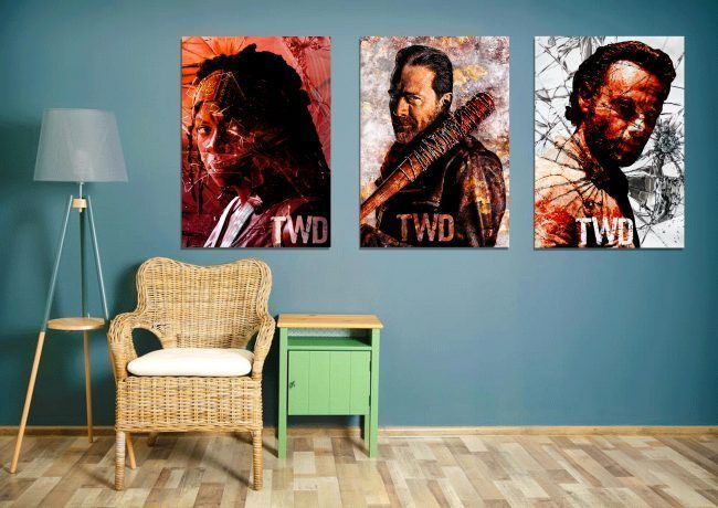 The Walking Dead : cette collection d'affiches est mortelle #3