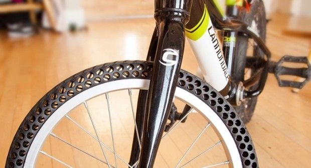 Nexo Tires, un pneu de vélo absolument increvable #2
