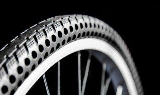 Nexo Tires, un pneu de vélo absolument increvable