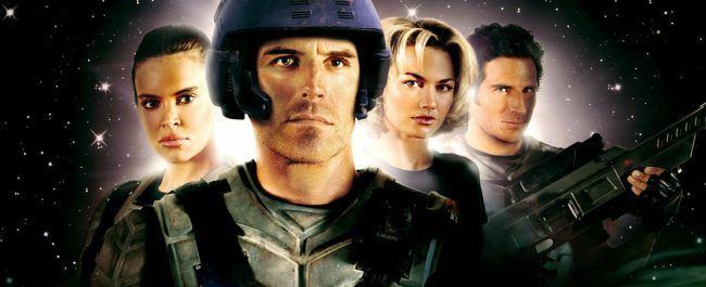 Starship Troopers 2 streaming gratuit