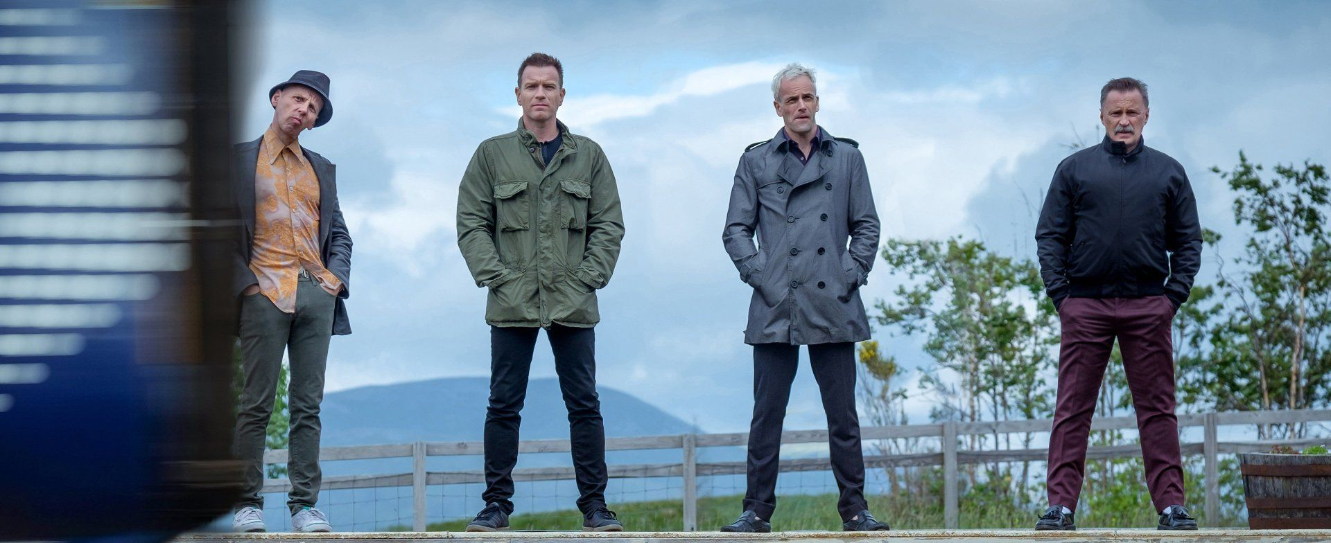 Photo Trainspotting 2