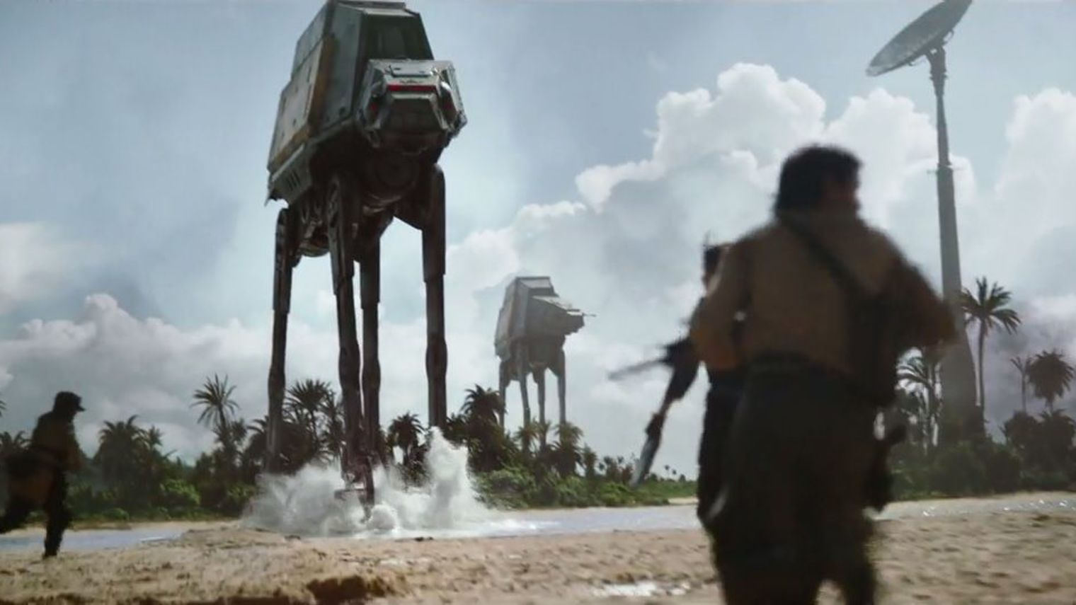 Star Wars Rogue One : réservez vos places en ligne dès maintenant