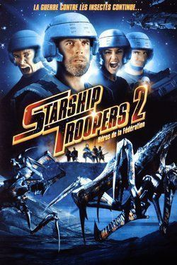 Affiche Starship Troopers 2