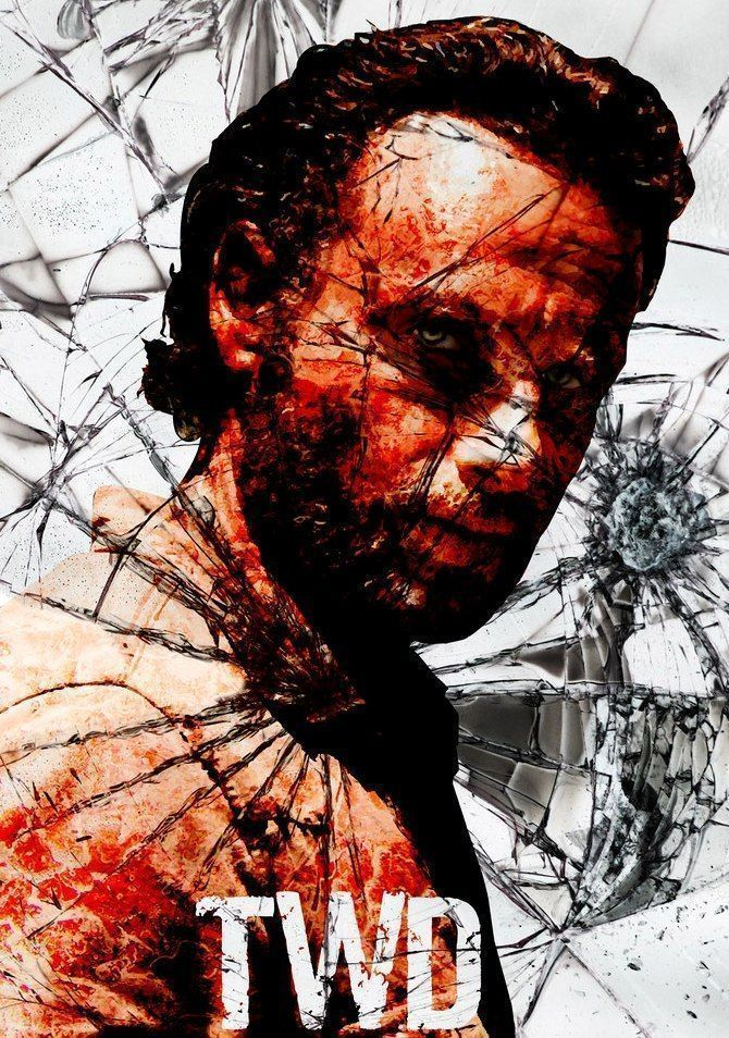 The Walking Dead : cette collection d'affiches est mortelle