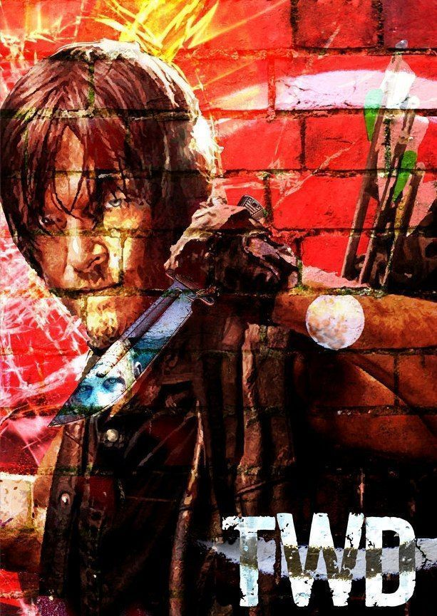 The Walking Dead : cette collection d'affiches est mortelle #6