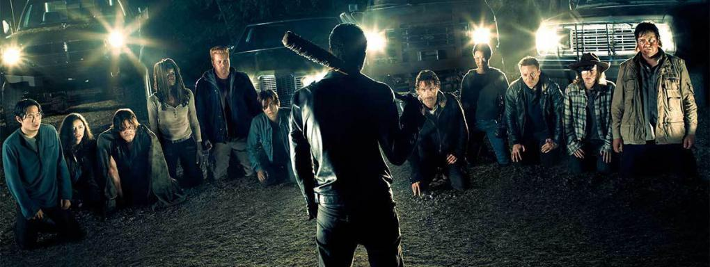 The Walking Dead : une collection d'affiches mortelles