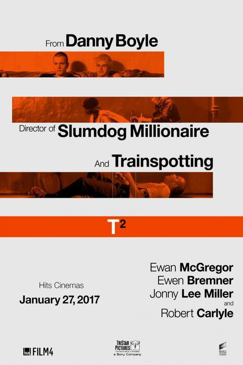 Affiche Trainspotting 2