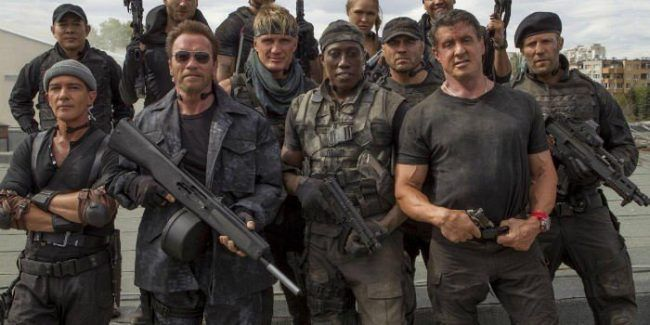 Expendables 4 streaming gratuit