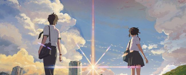 Your Name streaming gratuit