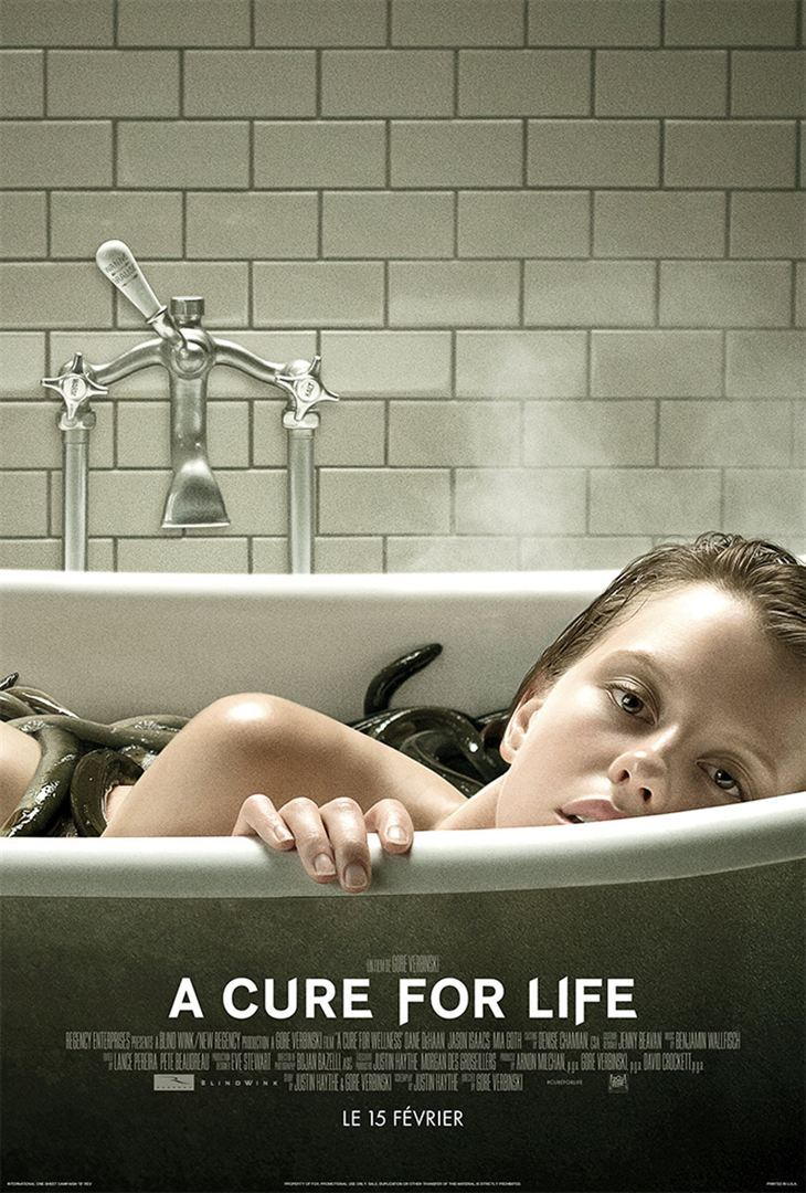 Critique A cure for life : un thriller psychologique angoissant