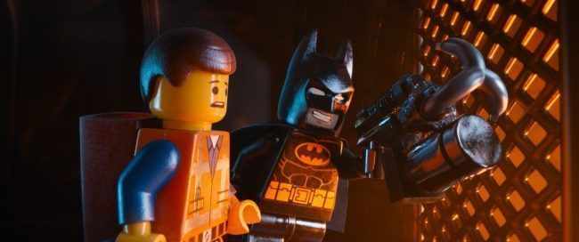 Critique LEGO Batman #2
