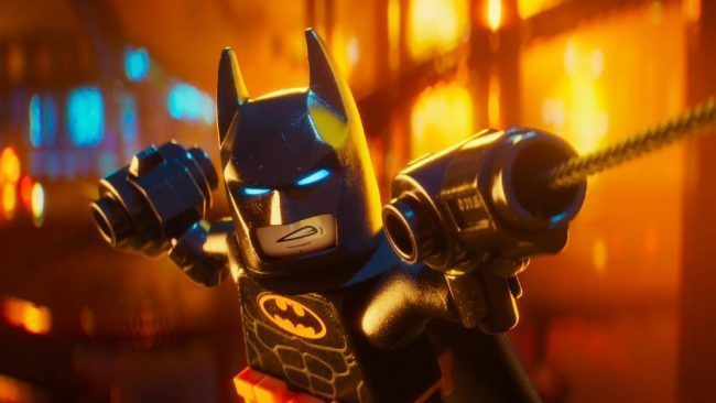 Critique LEGO Batman #4