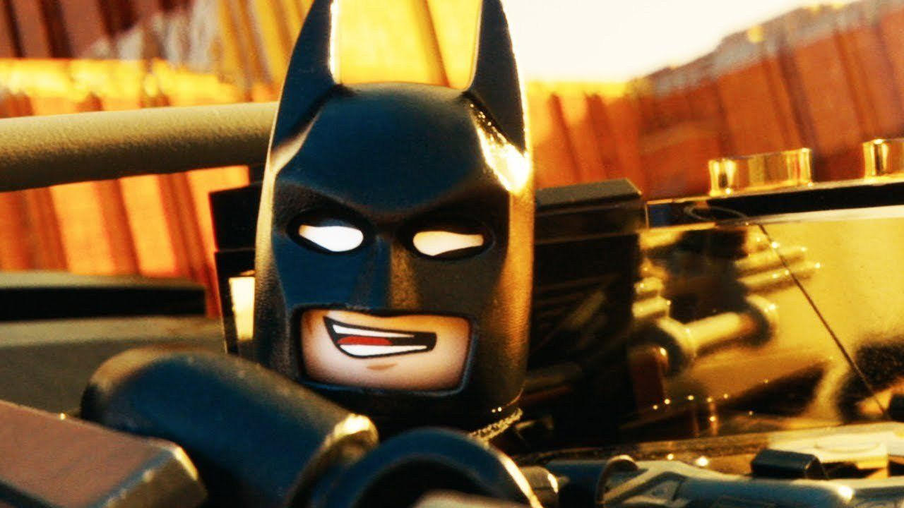 Critique LEGO Batman