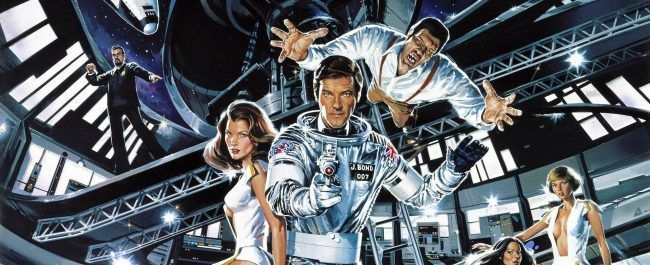 Moonraker streaming gratuit