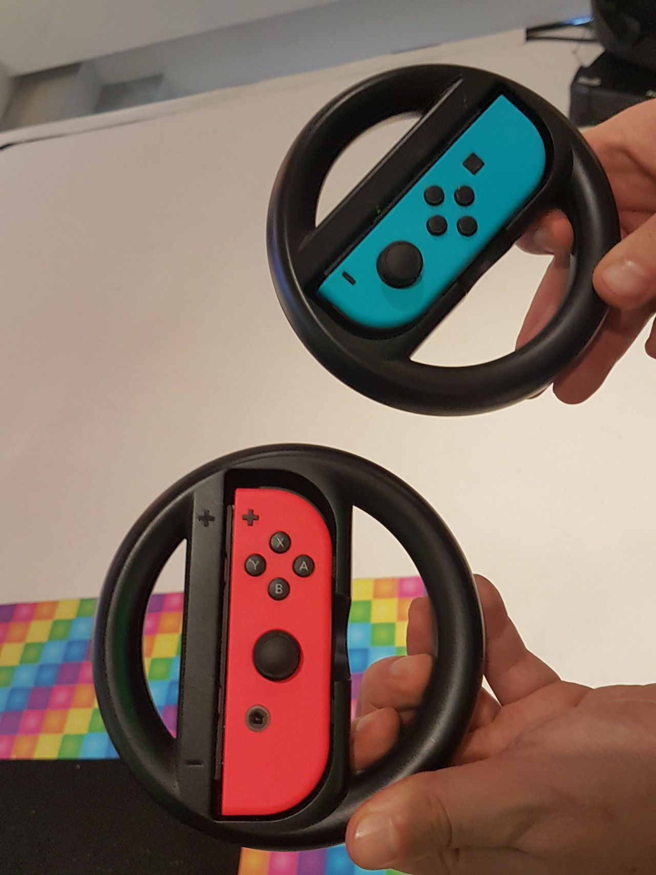Nintendo Switch : on a testé 1-2 Switch et Mario Kart 8 Deluxe ! #6