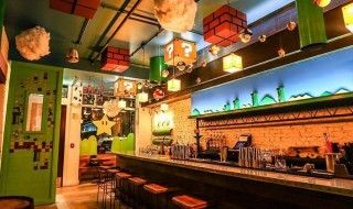 Un bar Super Mario s'installe à Washington