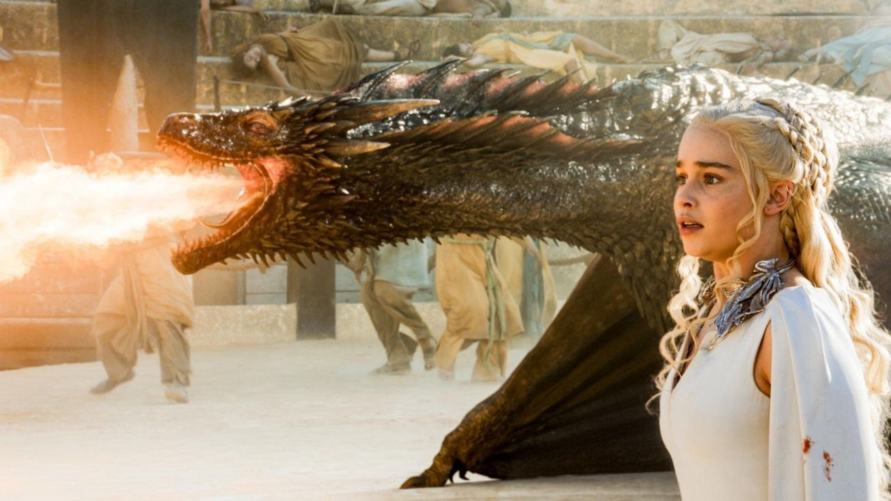 Game Of Thrones : des dragons de 70 mètres pour la saison 7