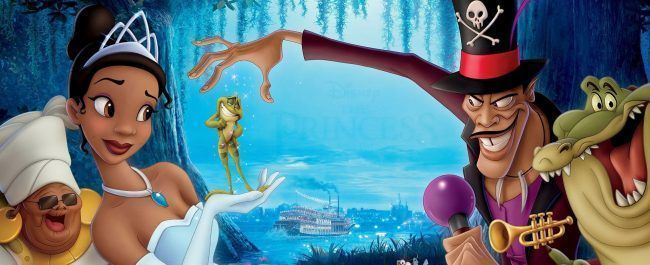 La Princesse et la grenouille streaming gratuit