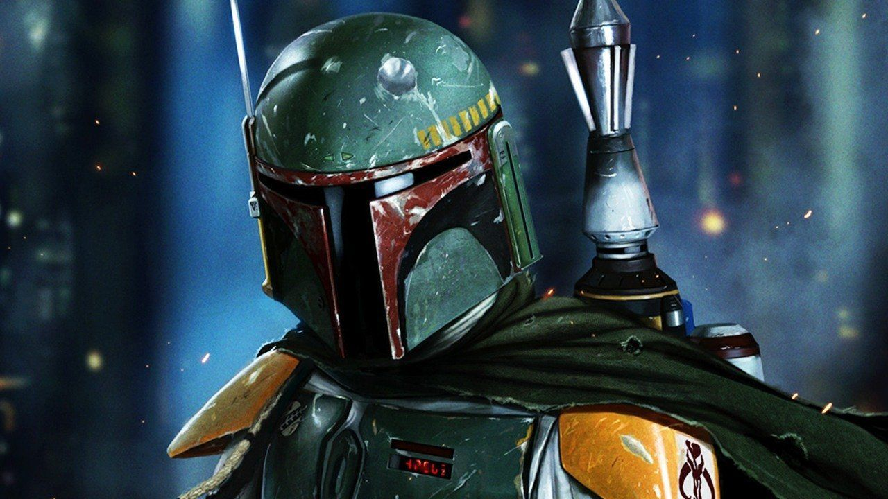 Photo Star Wars Anthology Boba Fett